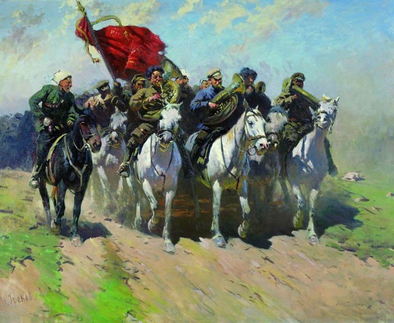 Ассоциация художников революции, АХРР, АХР   Трамвай искусств. Художники